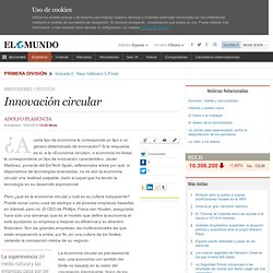 Innovación circular