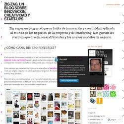 Zig-zag, un blog sobre innovación, creatividad y start-ups