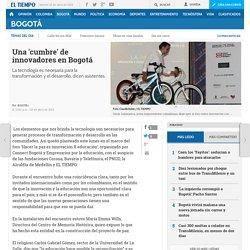 Foro 'Hacer la paz es innovación X educación' - Bogotá