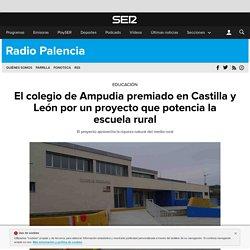 Premios Innovación Educativa: El colegio de Ampudia premiado en Castilla y León por un proyecto que potencia la escuela rural