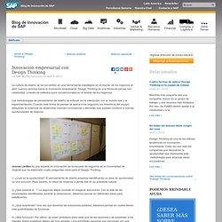 Innovación empresarial con Design Thinking