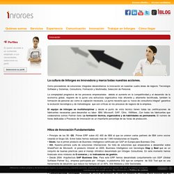 Innovacion en Inforges