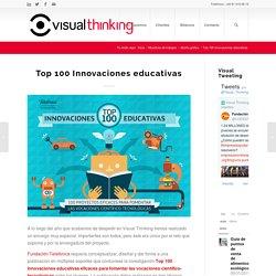 Top 100 Innovaciones educativas - Visual Thinking