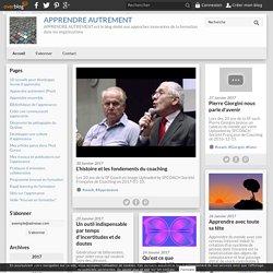 APPRENDRE AUTREMENT - APPRENDRE AUTREMENT est le blog dédié aux approches innovantes de la formation dans les organisations