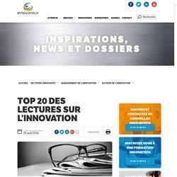 TOP 20 des lectures sur l'innovation