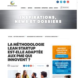 Lean startup: être en adéquation avec les besoins de ses clients