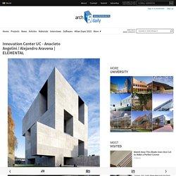 Innovation Center UC - Anacleto Angelini / Alejandro Aravena