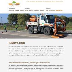 SCOP Espaces Verts - Aménagement et entretien du paysage