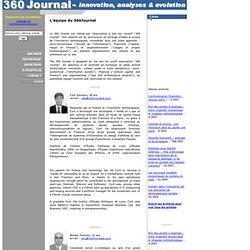 360 Journal - Innovation, analyses & evolution