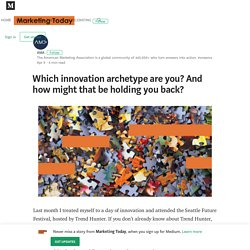 Which innovation archetype are you? And how might that be holding you back?