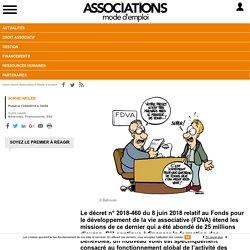 Un nouveau volet du FDVA pour soutenir l'innovation associative