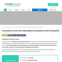 L'innovation au cœur de la dynamique du capitalisme selon Schumpeter - Francetv Éducation