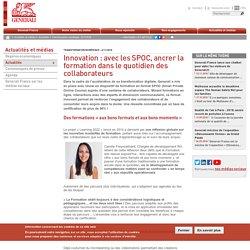 Innovation : avec les SPOC, ancrer la formation dans le quotidien des collaborateurs