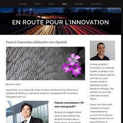 Passez à l'innovation collaborative avec OpenLab