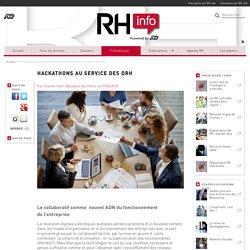 Une nouvelle forme d'innovation collaborative : les Hackathons au service des DRH
