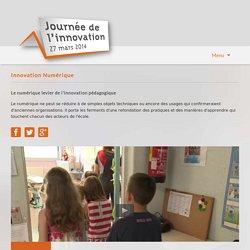 Journée de l'innovation 2014-Tw'Haiku Pour améliorer les compétences d'écriture et éduquer au micro blogue