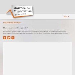 Journée de l'innovation 2014-Reportage à Creil dans une classe de 4ème en français sur le travail par compétences