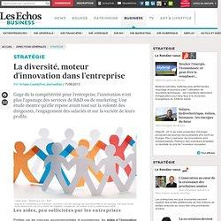Innovation et Diversité, les clés de la compétitivité de l'entreprise