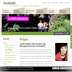 Anatellô > Innovation Consultancy > Find Out About Our People