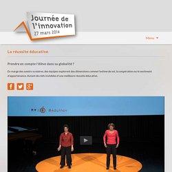 Journée de l'innovation 2014-Pratiques corporelles pour être bien à l'école