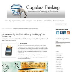 Cageless Thinking: Innovation and Creativity in Education