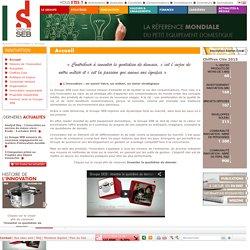 Innovation SEB : les axes de recherche et développement