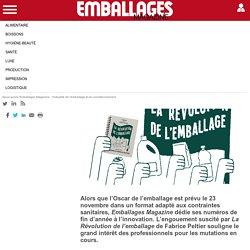 L'innovation passe par Emballages Magazine en 2020