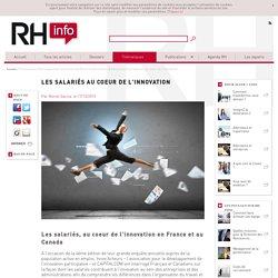 L'innovation en France et au Canada