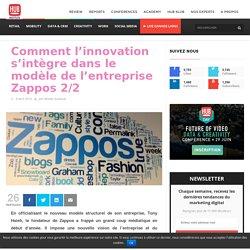 Comment l'innovation s'intègre dans le modèle de l'entreprise Zappos 2/2 – HUB Institute – Digital Think Tank