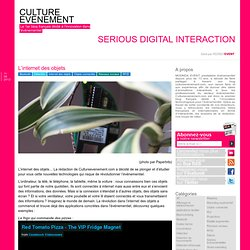 Les objets connectés : l'avenir de l'événementiel
