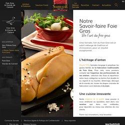 Foie Gras : savoir-faire et innovation gastronomique – Sarrade