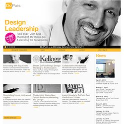 The DuPuis Group | Design Thinking | Chicago, Los Angeles and Germany
