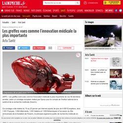 Les greffes vues comme l'innovation médicale la plus importante - 03/04/2014 - ladepeche.fr