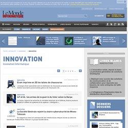 Toute l'Actualité Innovation Informatique du Monde Informatique