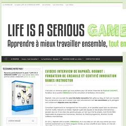 Interview de Raphaël Goumot : fondateur de CREAGILE et certifié innovation games instructor