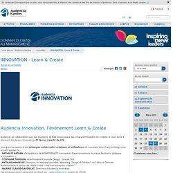 INNOVATION - Learn & Create