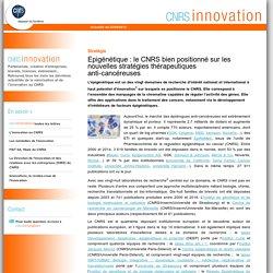 CNRS Innovation - Liste d'actualités