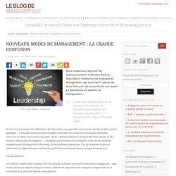 Innovation managériale : la grande confusion