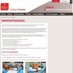 Innovation pédagogique - IPA Essca