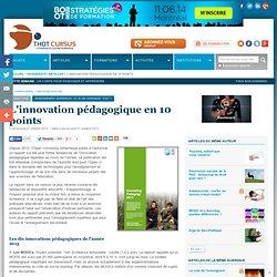 L'innovation pédagogique en 10 points