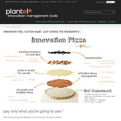 Innovation Pizza ♨ Plantel Innovation Store