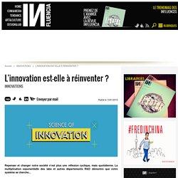 L'innovation est-elle à réinventer ? - Influencia