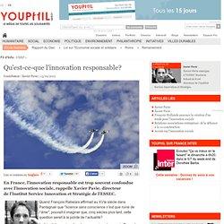 Youphil Qu'est-ce-que l'innovation responsable?