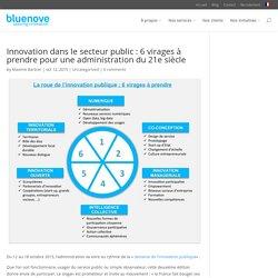 Innovation dans le secteur public - 6 virages à prendre