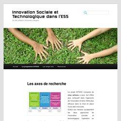 Innovation Sociale et Technologique dans l'ESS