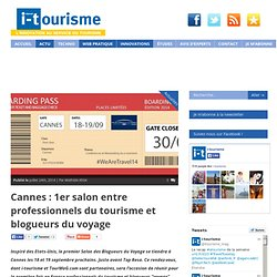 L'innovation technologique au service du tourisme