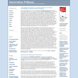 Innovation Tribune: Revue