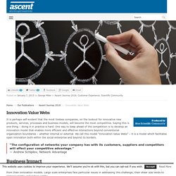 Innovation Value Webs - Ascent
