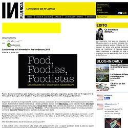 Check-in - Check-in Aujourd'hui - Les femmes et l'alimentaire: les tendances 2011