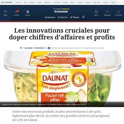 Les innovations cruciales pour doper chiffres d'affaires et profits